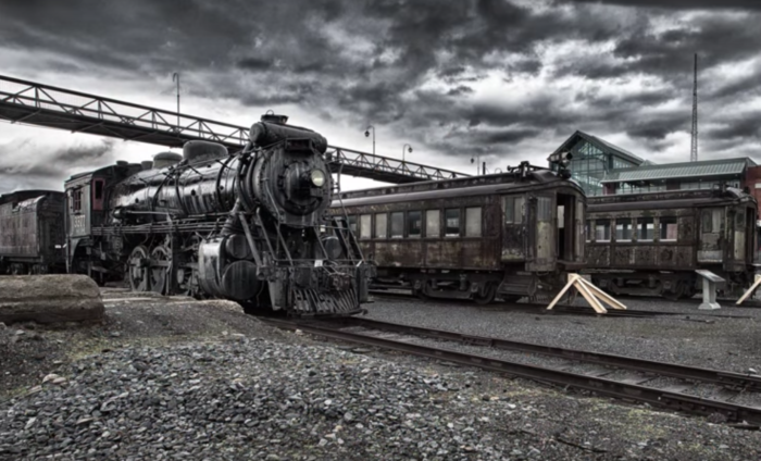Many of the trains are awaiting restoration, but the sad truth is that most are far beyond the point of resurrection.