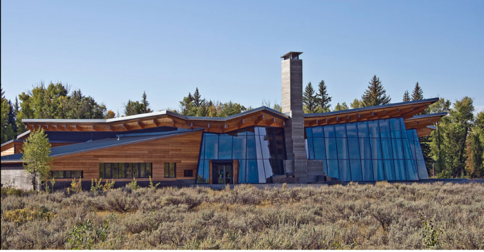 Craig Thomas Discovery And Visitor Center