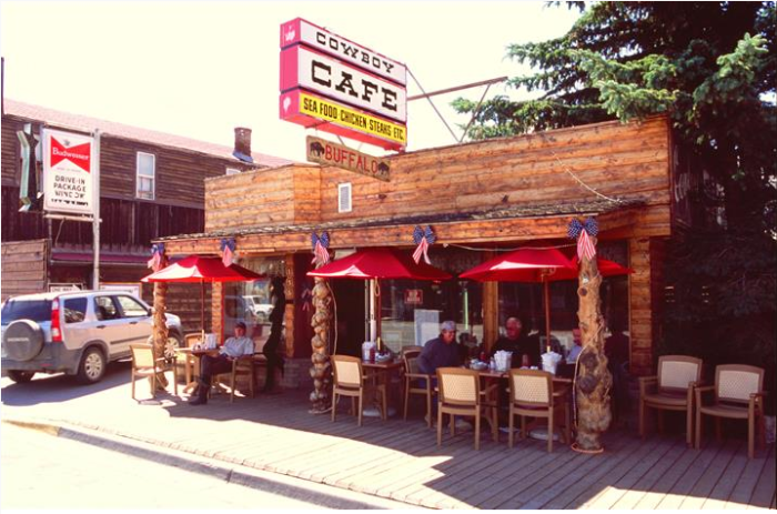 Main Street Cafe Sheridan Wy