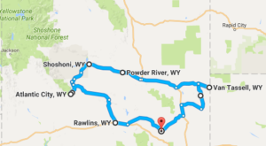 We Dare You To Take This Road Trip To Wyoming's Most Abandoned Places
