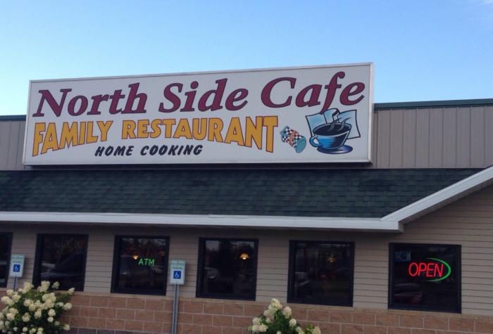 2. North Side Cafe - Grand Forks
