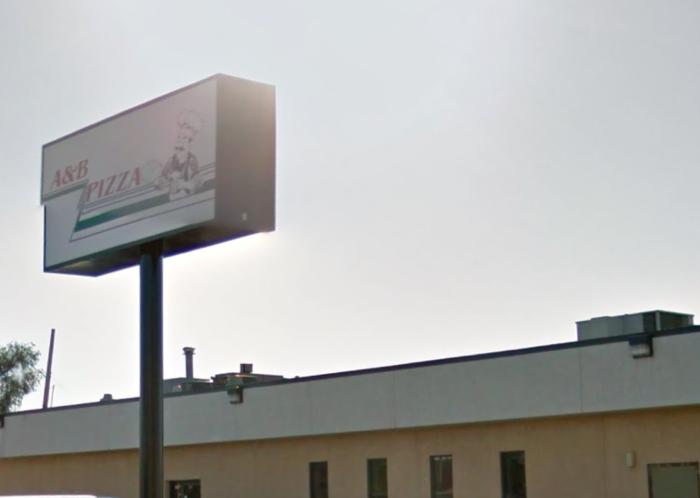1. A&B Pizza - Bismarck/Mandan