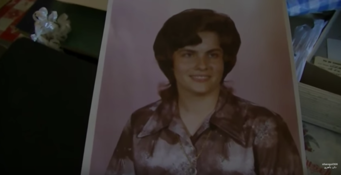 The home is filled with old pictures of the former owners.