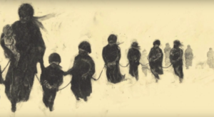 The Story Behind This Nebraska Blizzard From A Century Ago Is Unforgettable