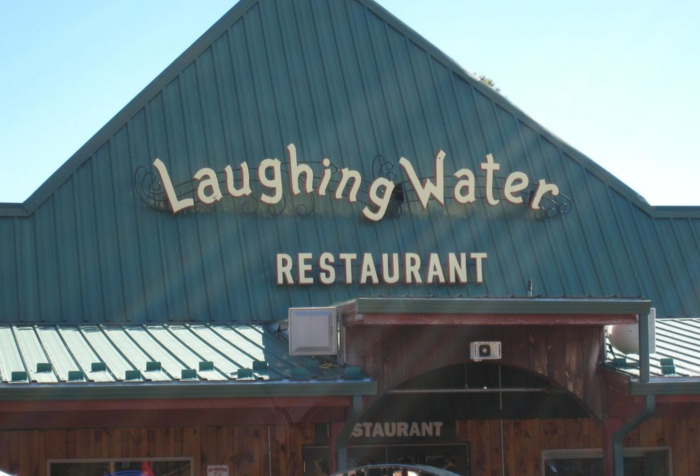 2. Laughing Water Restaurant - Custer