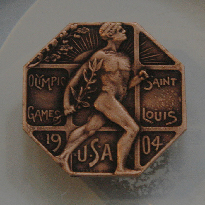 1. Only 12 countries participated in the St. Louis Olympics.