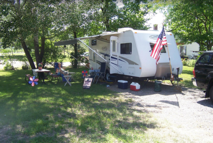8. Grandview Campground and RV Park, Hardin