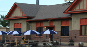 This Restaurant In Wyoming Used To Be A Train Depot And You'll Want To Visit