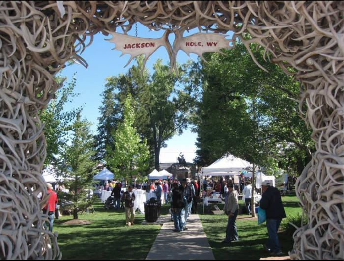 1. Jackson Hole Fall Arts Festival
