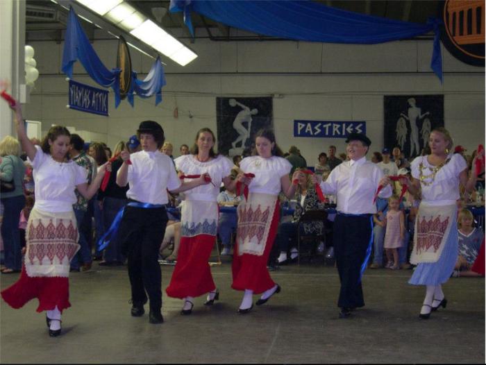 2. Cheyenne Greek Festival