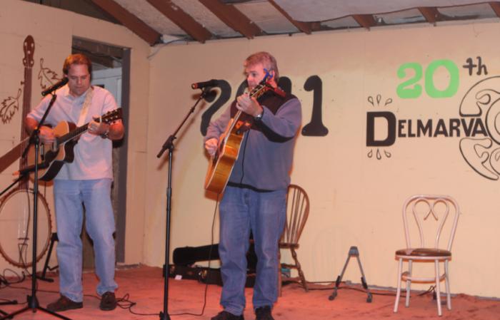 5. DelMarVa Folk Festival, September 23rd & 24th