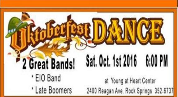 9. Oktoberfest Dance