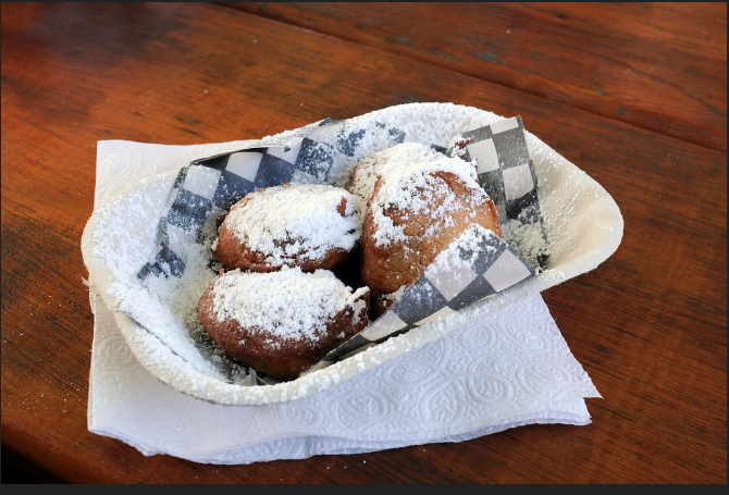 12. Forget Double Stuff, Wyomingites just want their Oreos deep fried.