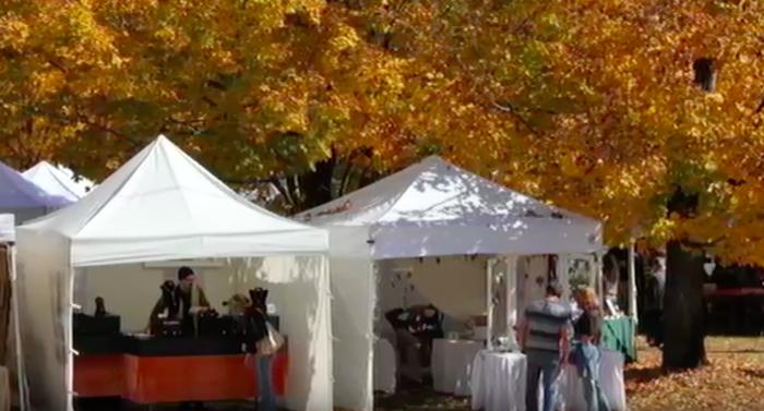 14.  Newfane Heritage Festival - October 8 & 9