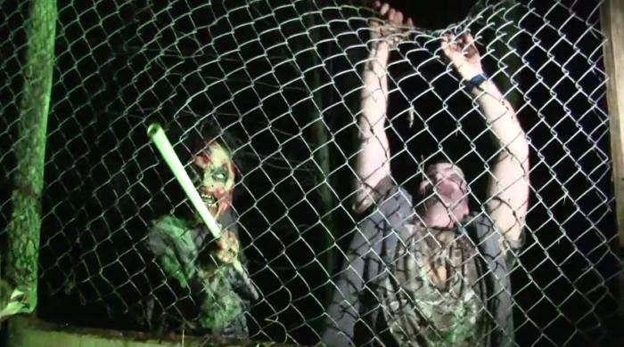 8. Demon Acres Haunted House & Hayride - Hannibal