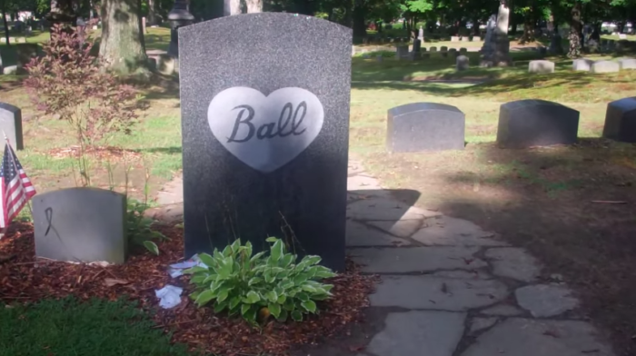 10, Lucille Ball - Lake View Cemetery, Jamestown