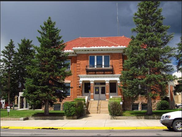 10. Laramie