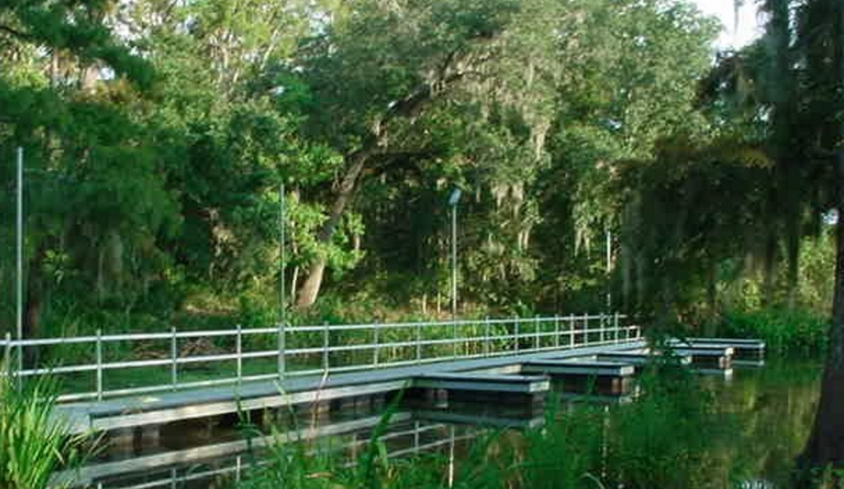 Check Out Fairview-Riverside State Park in Louisiana For A ...