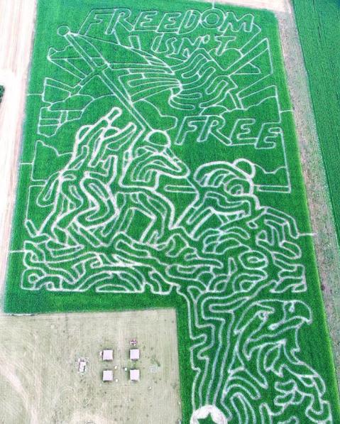 2. Columbiana Maze Craze (New Springfield)