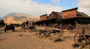 This Underrated Destination In Wyoming Is Like Something Out Of The Wild Wild West