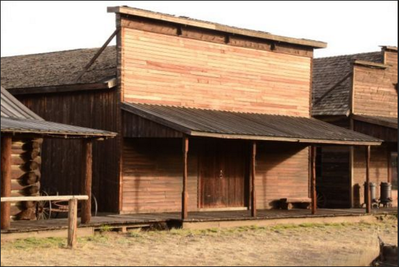 Museum Of The Old West