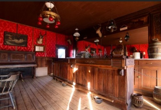The River's Saloon