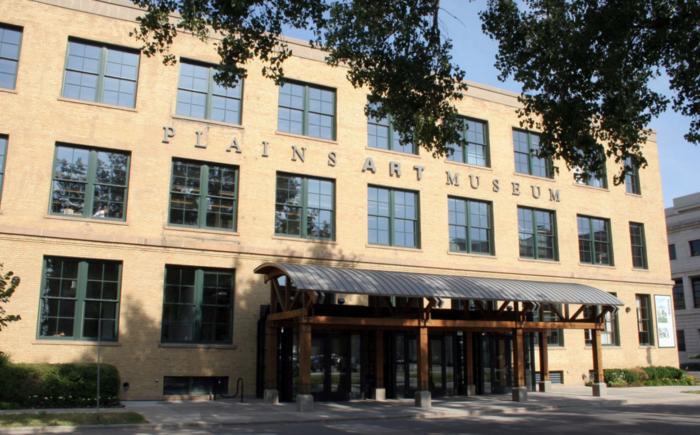 6. Plains Art Museum - Fargo
