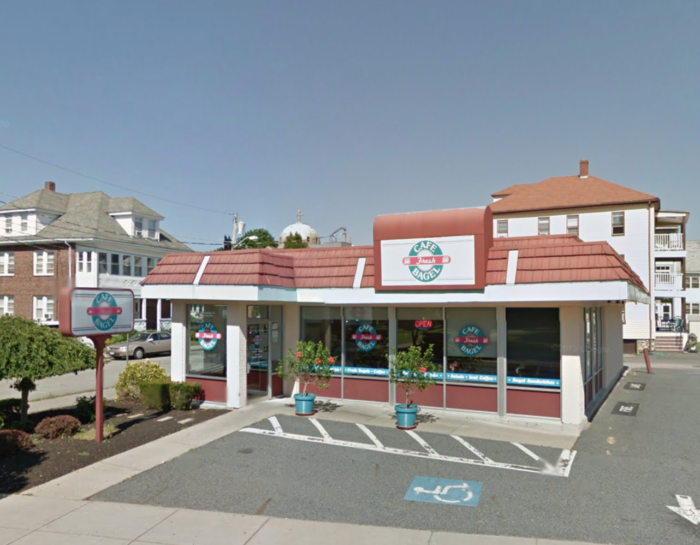 6. Cafe Fresh Bagel, Norwood (and other locations)