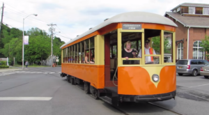 There's A Magical Trolley Ride In New York That Most People Don't Know About
