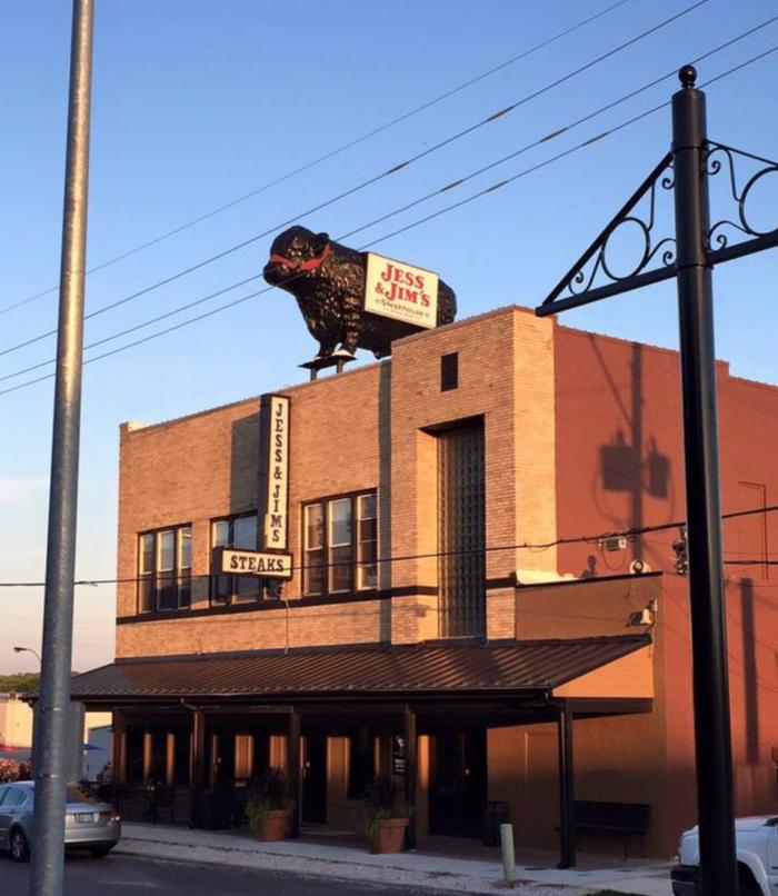 7. Jess & Jim's Steakhouse - Kansas City