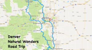 This Natural Wonders Road Trip Will Show You Denver Like You've Never Seen It Before