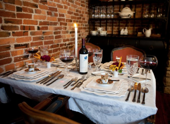 Awarded the 2010 Best Restaurant by St. Louis Magazine, Stone Cottage is thought to be one of the hardest reservations to secure in the area.