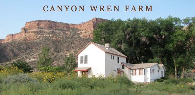 7. Canyon Wren Farm (Grand Junction)