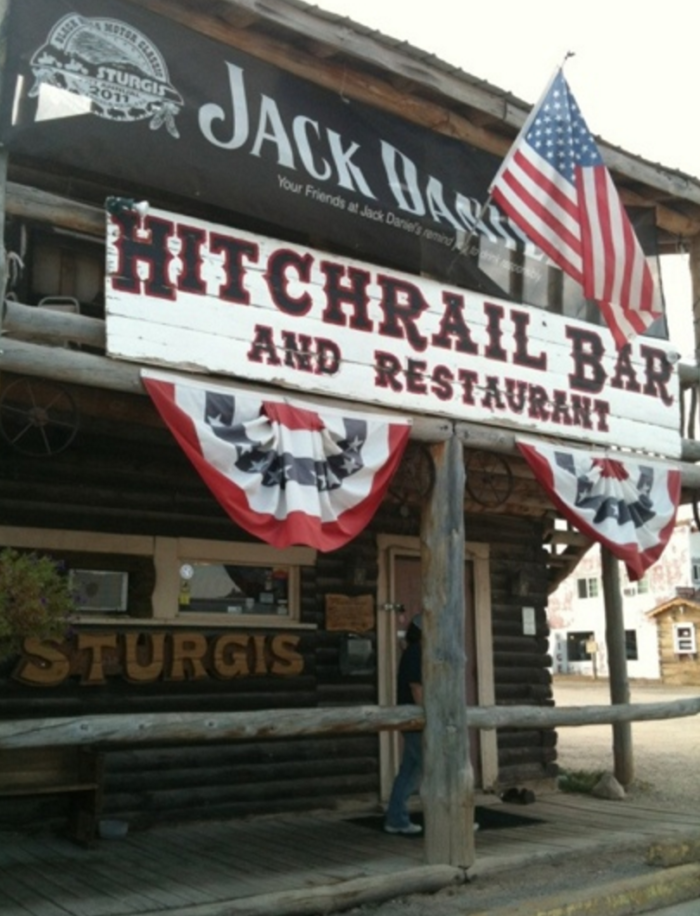 The Hitchrail Bar & Restaurant has been serving up amazing food here for over half a century.
