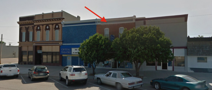 Maybe part of the reason is the town's commitment to preserving the past. Here, right next to the ever-popular Crystal Theatre, is the Arapahoe Pharmacy.