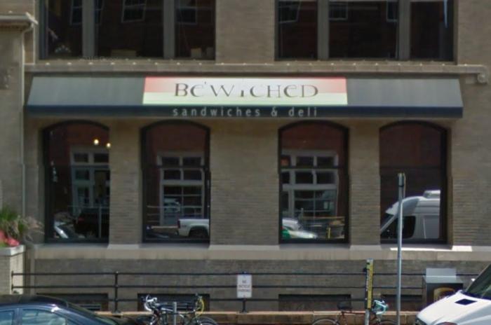 8. Be'Wiched Deli, Minneapolis