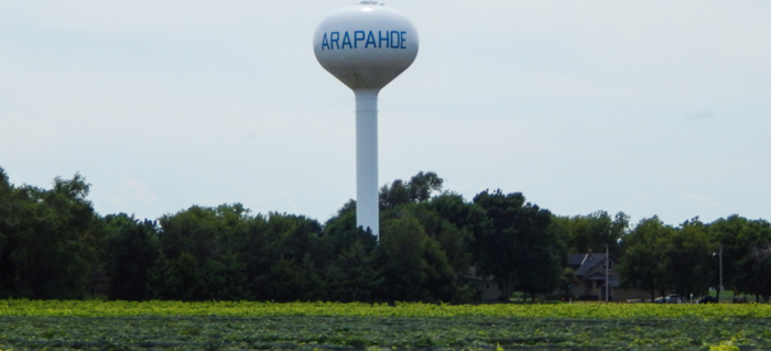 The little town of Arapahoe in Furnas County has been repeatedly named as one of the best places in the state to live and raise a family.