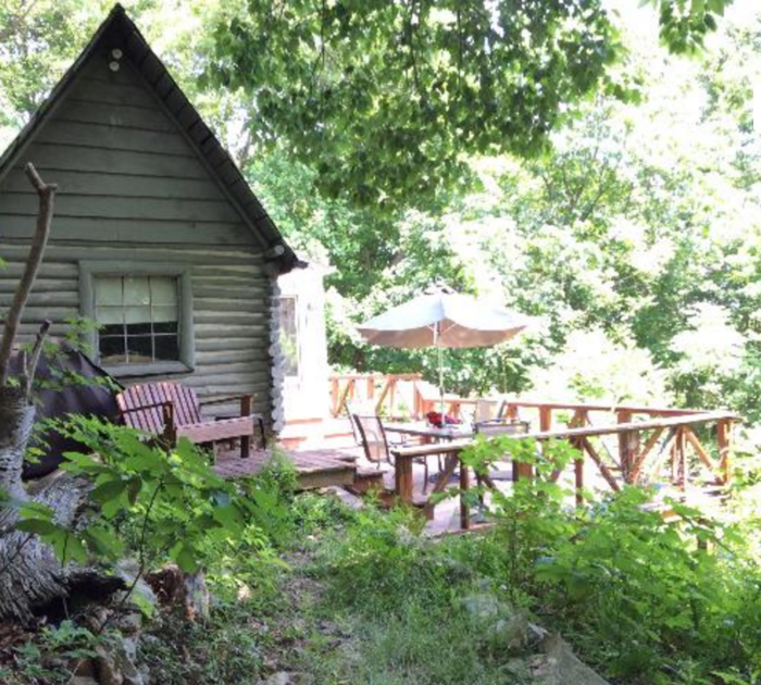 9. Terrapin Cabin (Bedford)