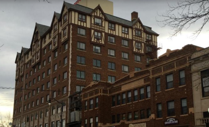 Hotel Alex Johnson In Rapid City Has Been Open Since 1928
