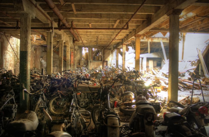 In the 1970s, the warehouse became the home of Kohls Cycle Sales.