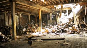 Step Inside This Eerie Graveyard In New York Where Motorcycles Go To Die