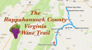 There's A Wine Trail In Virginia And It's Everything You've Ever Dreamed Of