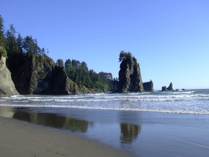 Second Beach, La Push-3707778105