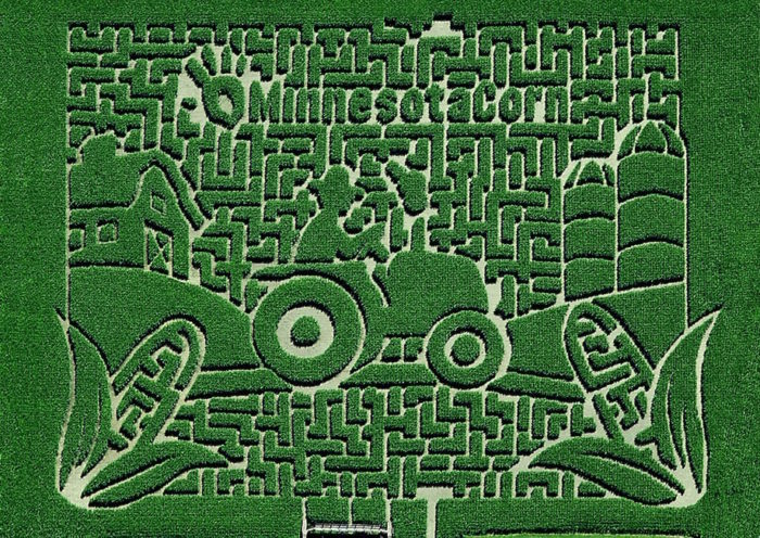 8. Sever's Corn Maze, Shakopee