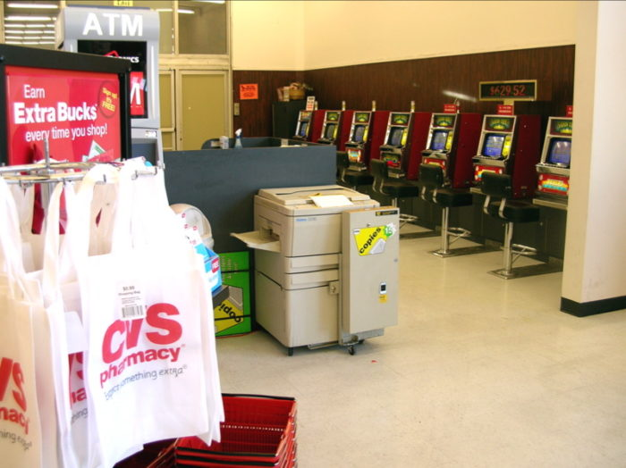 1. A true Nevadan feels like they've entered the Twilight Zone when a supermarket / convenience store / airport doesn't have slot machines.