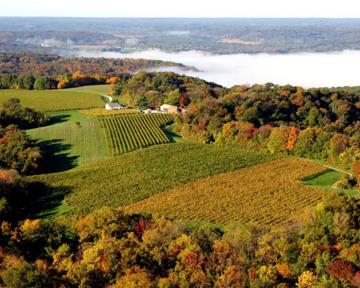 4. Hermann Wine Trail - Hermann