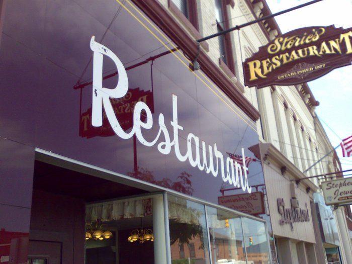 10. Storie's Restaurant - Greensburg
