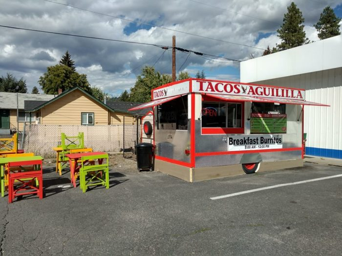 9. Tacos Reynoso, Coeur d'Alene