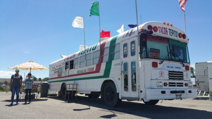 5. Tacos Tepito, Rexburg