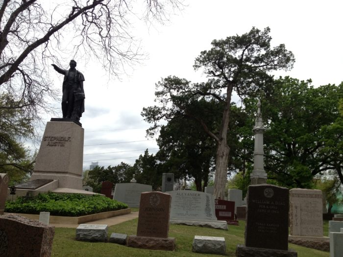9. The Texas State Cemetery